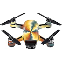 Skin For DJI Spark Mini Drone – Eye Of The Storm | MightySkins Protective, Durable, and Unique Vinyl Decal wrap cover | Easy To Apply, Remove, and Change Styles | Made in the USA