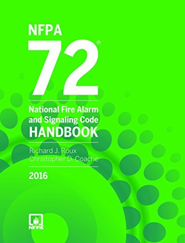 2016 NFPA 72: National Fire Alarm and Signaling Code ()