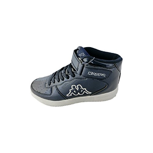 SCARPE UNISEX KAPPA CASERTA FOOTWEAR 3025WK0 (37 1-3 - C28 BLUE NAVY SHINY)