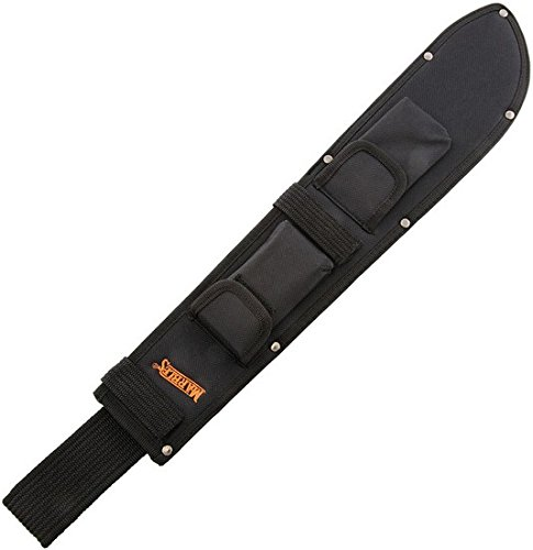 (Marbles MR394S Machete Sheath with Stone For 18