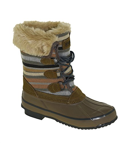 Khombu Women's Solis Winter Boot Fossil, ()