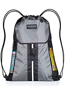 1c7fae1495 Premium Quality 5 Pocket Waterproof Unisex Gym sack Drawstring Bag Swimming  Bag School PE Sackpack Backpack