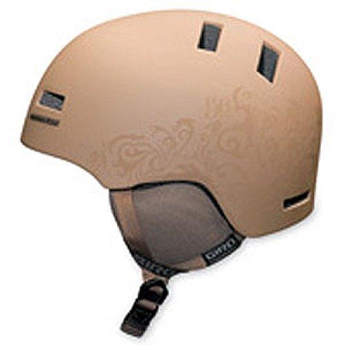 Giro Shiv Audio Snow Helmet (Gretchen Bleiler Signature Series, Medium)