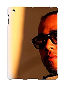 GfewLHH8689orGZQ Crazinesswith Lewis Hamilton Feeling Ipad 2/3/4 On Your Style Birthday Gift Cover Case