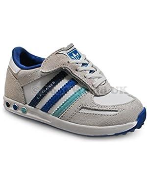 Baby Boys' La Trainer Cf I Run Suede Sneakers