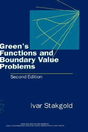 Green's Functions and Boundary Value Problems, 2nd Edition