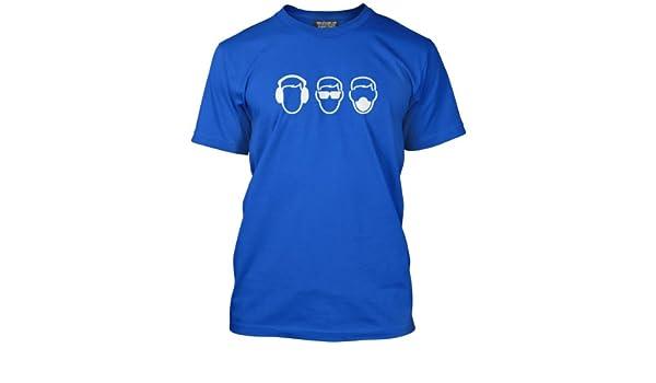 Tres Reyes Magos Salud y Seguridad - Camiseta Trabajador de construcción Builder T Camisa - varios colores y tamaños XS - 3 x l: Amazon.es: Ropa y ...