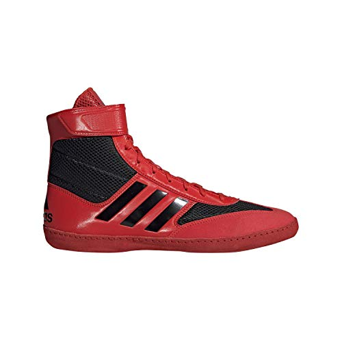Adidas Combat Speed 5 Red/Black Wrestling Shoes 10.5
