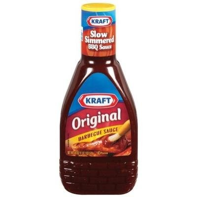 KRAFT BBQ BARBEQUE SAUCE ORIGINAL 27 OZ