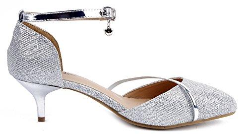AgeeMi Cequ Cordones Sin Womens Shoes qx6nXfYA