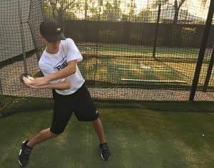 Amazon.com: Béisbol y Softball entrenamiento del swing por ...