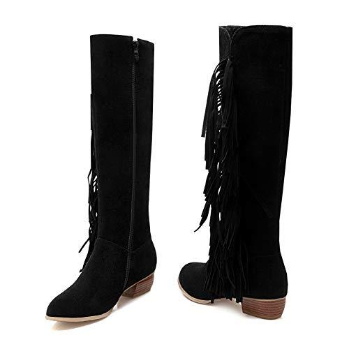 Balamasa Femme Sandales 36 Noir 5 Noir Abl11325 Compensées aTvqaw