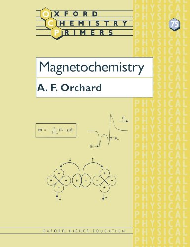 Magnetochemistry (Oxford Chemistry Primers)