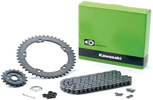 NICHE 520 Front 14T Rear 45T Drive Sprocket Kit Kawasaki For 2008-2012 Ninja 250R EX250