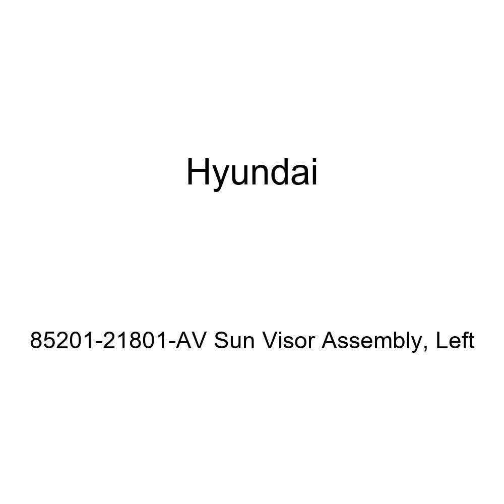 Left Genuine Hyundai 85201-21801-AV Sun Visor Assembly