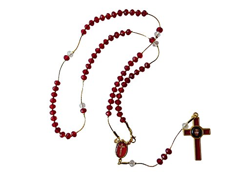 Fancy Precious Blood of Christ Rosary Rosario De La Preciosa Sangre De Cristo (Rosario De La Preciosa Sangre De Cristo)