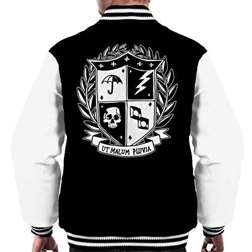 Umbrella Academy School Crest Light Men's Varsity Jacket