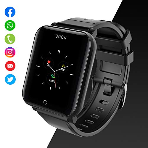 GOQii-smartwatch