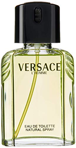 Versace L'Homme by Versace for Men - 3.4Ounce EDT Spray (Versace X Gucci)