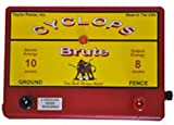 Cyclops Brute - 8 Joule Fence Charger - AC