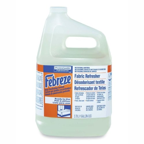 Fabric Refresher & Odor Eliminator, 5X Gallon Bottle