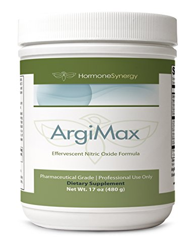 ArgiMax L-Arginine | 60 servings 480 grams (17 oz) | Effervescent Nitric Oxide Formula | Includes FREE eBook