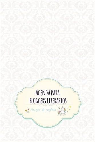 agenda para bloggers literarios mundo de fantasía (Spanish ...
