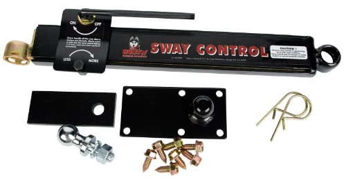Adjustable Brake Kit - Husky 37498 Left Handed Adjustable Sway Control Kit