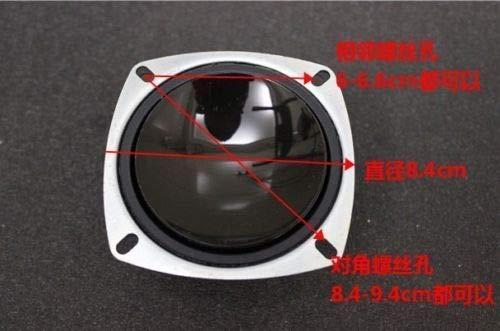 "FidgetGear 1pcs For LG 3""inch 4 Ohm 30W Alto Audio Speaker Stereo Loudspeaker For DIY from FidgetGear"
