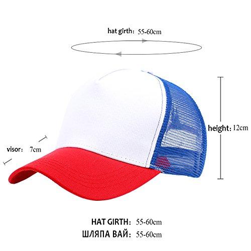 Para Mujer Unisex Sol De Gorra Caps De Sombrero Hat Béisbol Alta Calidad Hombres Meaeo Casual El 8wvFgtxqF