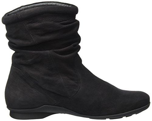 Synes black Keshuel Keshuel 00 At 00 Støvler Kvinners Boots Svart Women's black Think Black anUdxpwqdY