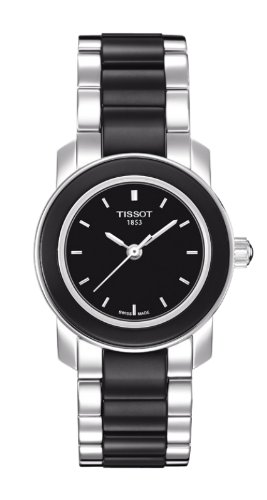 102205100 Cera Black Dial Ceramic Watch (Black Dial Black Ceramic)