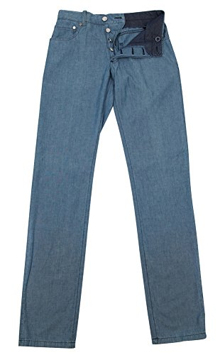 cesare-attolini-denim-blue-solid-pants-slim-30-46