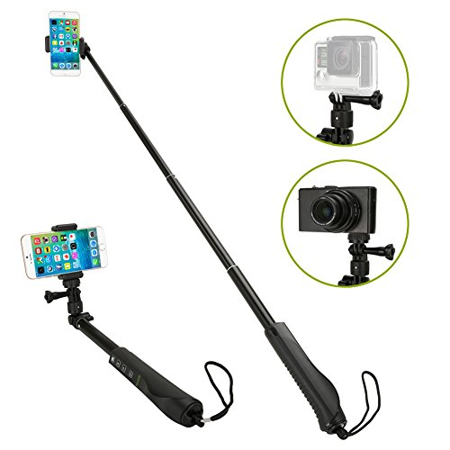 Selfie Stick Bluetooth Monopod Smartphone