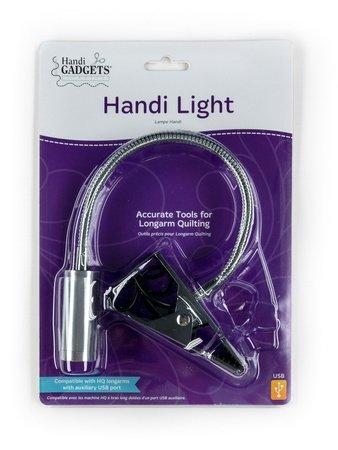Handi Quilter Handi Light 12 Volt Halogen Clamp on Quilting Sewing (Handi Clamp)