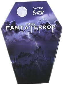 Pack Fantaterror (8 Películas) [DVD]