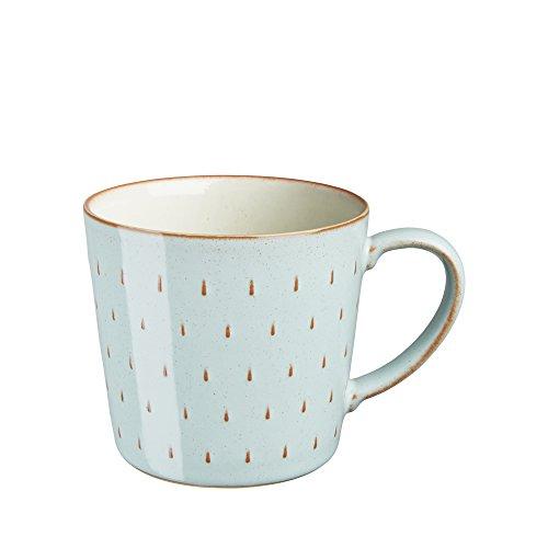 Denby Oven Safe Mug - Denby  Pavilion Cascade Mug, Blue