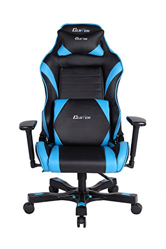 Gear Series Alpha Gaming Chair (Blue) For Sale