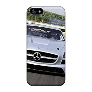 High-end Cases Covers Protector For Iphone 5/5s(sls Amg Gt3)
