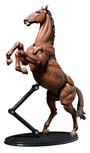 good-smile-takeyashiki-jizai-okimono-horse-kt-008-action-figure-full-color-version