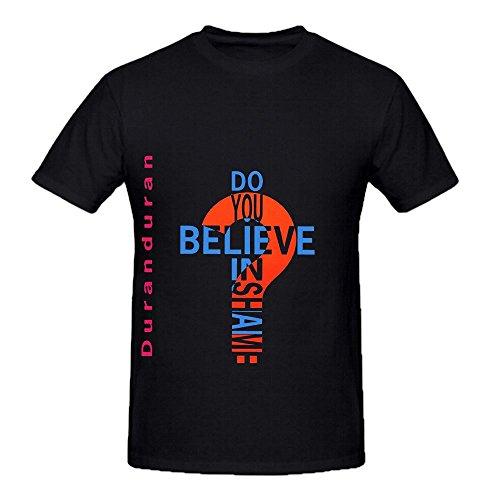 Xlt Brush Tee (Duran Do You Believe In Shame Rock Men O Neck Big Tall Shirts)