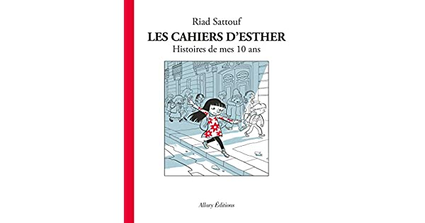 Amazon.com: Les cahiers dEsther (French Edition ...