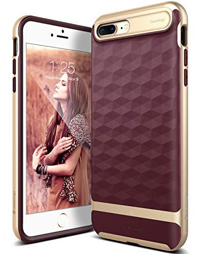 Caseology Parallax for Apple iPhone 8 Plus Case (2017) / for iPhone 7 Plus Case (2016) - Award...