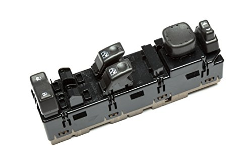 ACDelco 15883318 GM Original Equipment Front Door Lock and Side Window Switch with Mirror Switch and Module