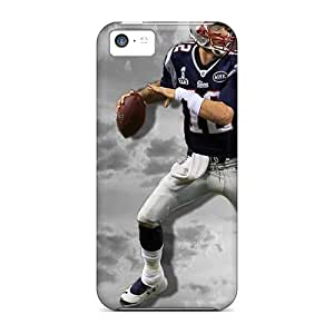 New Premium Karencases New England Patriots Skin Case Cover Excellent Fitted For Iphone 5c