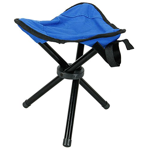 Folding 3 Leg Steel Tripod Stool Camping - Refrigerator Wagon Shopping Results