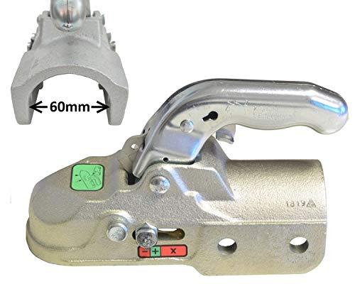 K35/C 3500/Kg /Ø60/mm K35/C k35/C/ /orificios /ø14,5/mm 8802559/X Knott bola de acoplamiento