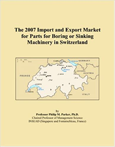Ebook PDF télécharger The 2007 Import and Export Market for Parts