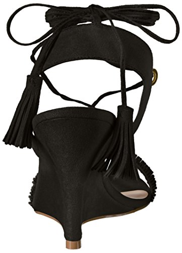 Mesa Sandal Women's Black by Wedge Daya Zendaya wPx6OC