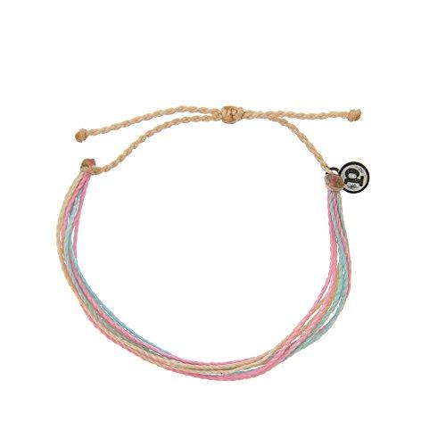 Pura Vida Sunset Bracelet - Iron-Coated Copper Charm, Adjustable Band - 100% Waterproof from Pura Vida